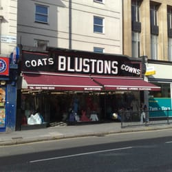 Blustons Fashion Shops, London, UK