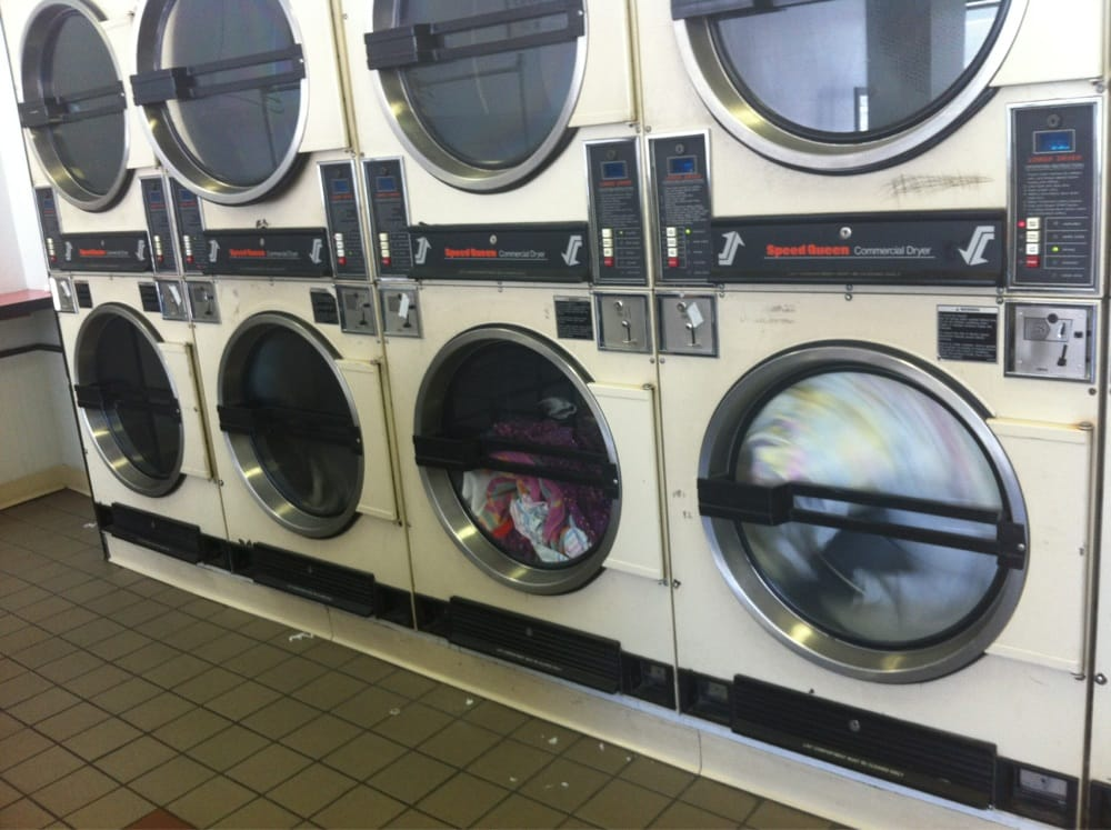 jenny s coin operated laundromat dry cleaning laundry. Black Bedroom Furniture Sets. Home Design Ideas