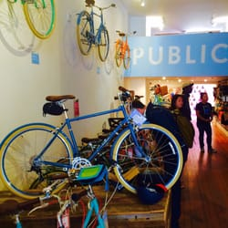 PUBLIC Bikes + Gear San Francisco