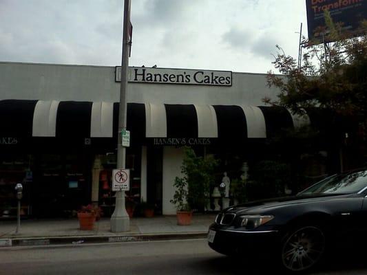 Hansen S Cakes Los Angeles Ca