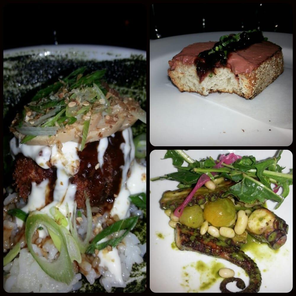 Charred Octopus Salad Recipes — Dishmaps