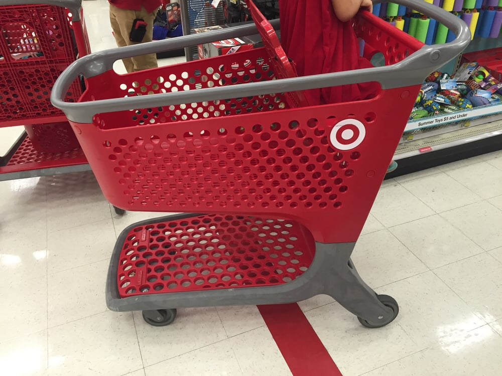 Commack (NY) United States  city pictures gallery : Target Commack, NY, United States. Love these shopping carts! They ...