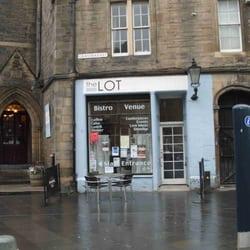 The Lot, Edinburgh, UK
