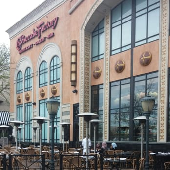 The Cheesecake Factory St. Louis; The Cheesecake Factory, Chesterfield; Get Menu, Reviews, Contact, Location, Phone Number, Maps and more for The Cheesecake Factory Restaurant on Zomato Serves Desserts, International, Seafood.