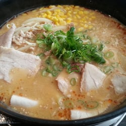 Tokusei miso with extra corn