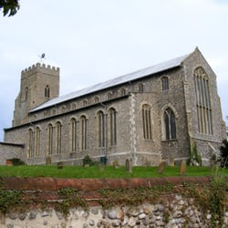 Salthouse Church, Holt, Norfolk