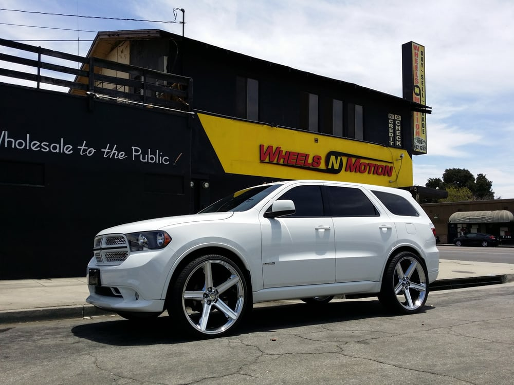 Dodge Durango Srt8 Autos Weblog