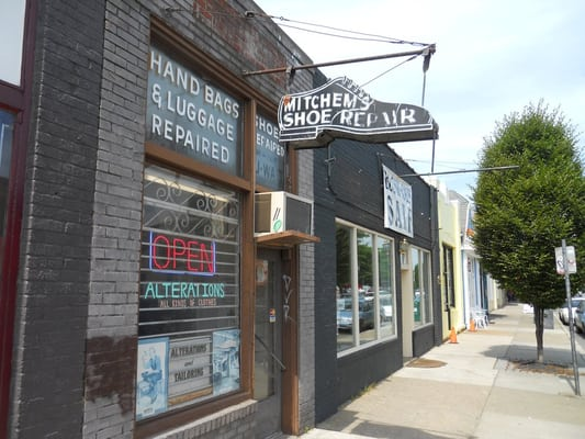 Shoe Repair Richmond Va Carytown
