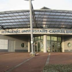 Restaurant universitaire charles barrois takeaway fast - Restaurant au bureau villeneuve d ascq ...