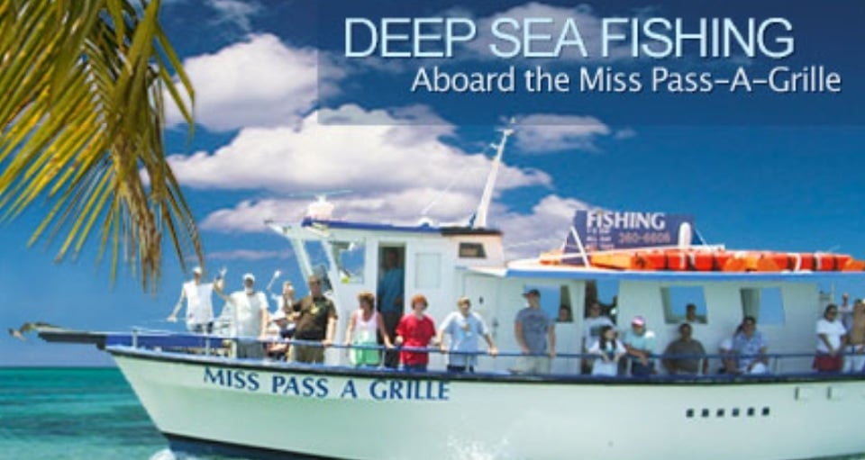 Miss Pass A Grille Fishing Fishing St Petersburg Fl