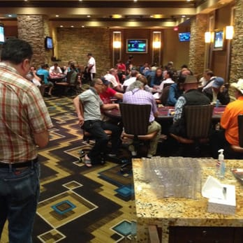 Thunder valley poker review