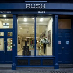 RUSH Hair, London