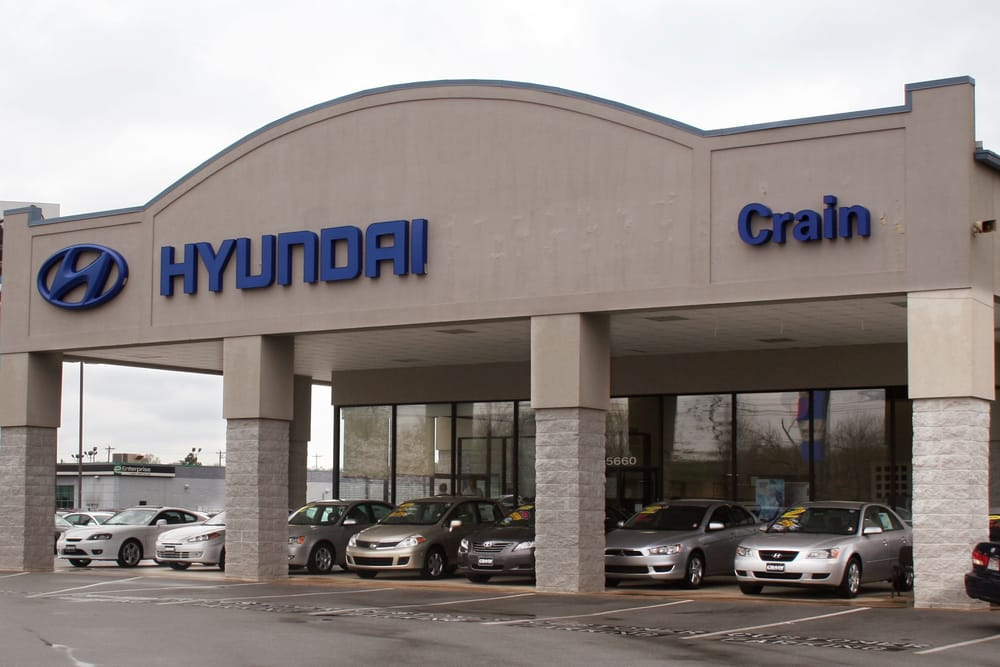 crain hyundai north little rock car dealers north