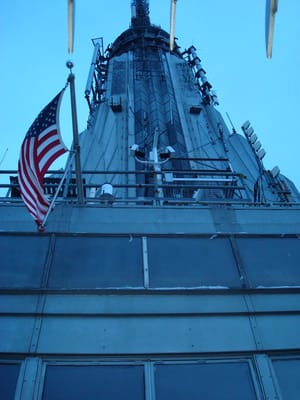 Empire State Building - New York, NY, Vereinigte Staaten