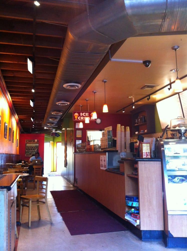 Culver City Cafe Wifi