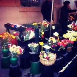 Le printemps arrive au marché de Saint…
