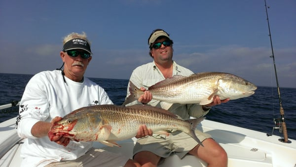 Affinity charters fishing john 39 s island sc yelp for Fly fishing charleston sc