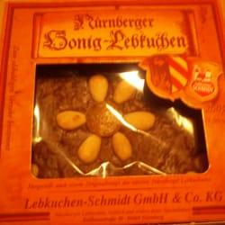 Lebkuchen Schmidt, Nuernberg, Bayern