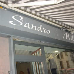 Sandro Milano, Paris, France