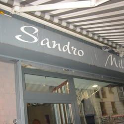 Sandro Milano, Paris