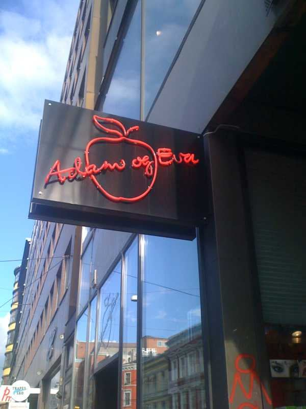 Adam og eva hair salons sentrum oslo norway for Adam beauty salon