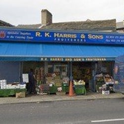 RK Harris & Sons, Leeds, West Yorkshire