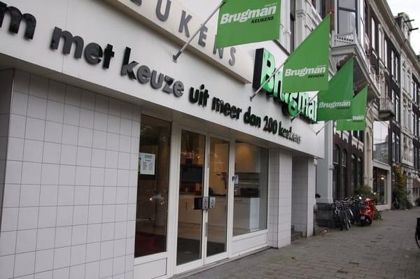 Keukens Brugman - Keuken en badkamer - Stadhouderskade 74-III, Zuid ...