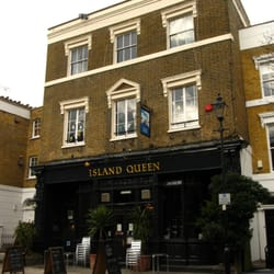 The Island Queen, London