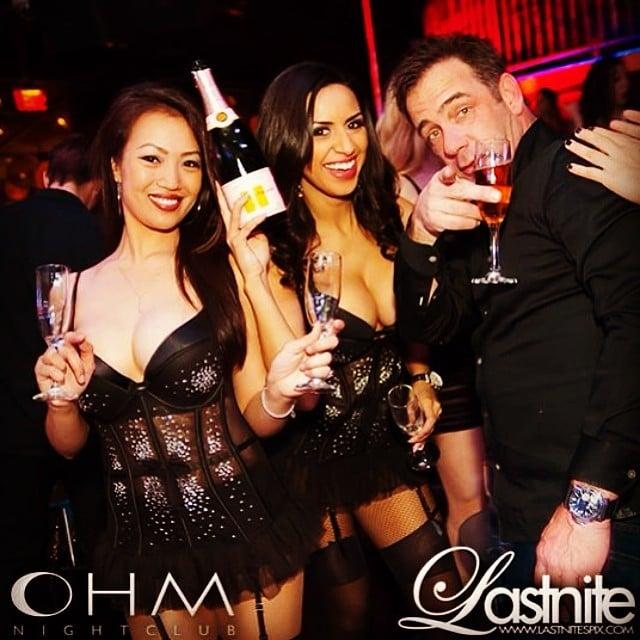 Ohm Nightclub Los Angeles ca Ohm Nightclub Los Angeles