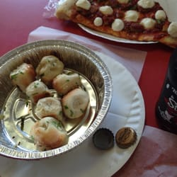 Vinnie's Pizzeria - Knots and parm - Brooklyn, NY, Vereinigte Staaten