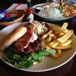 Flaherty's - Rugger bugger burger - Barcelona, Spanien
