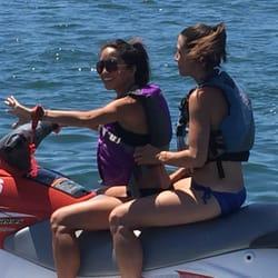 Marina Del Rey Boat Rentals - Marina Del Rey, CA, United States. JET SKIS ARE SOOOO FUN! take me back!