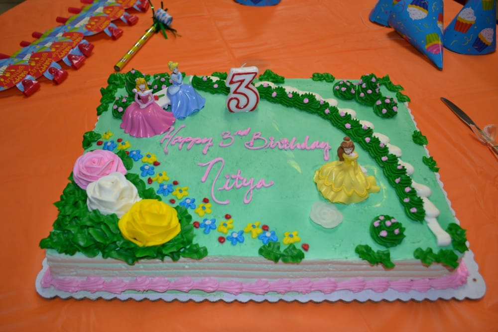 Princess garden theme cake yelp - Bj s wholesale club garden city ny ...