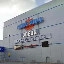 Odeon Cinema, Southampton, Hampshire