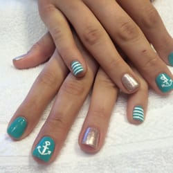 powdersville nail salons