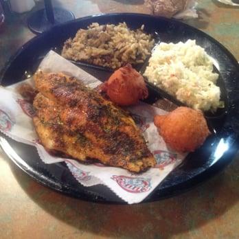Penn s fish house cajun creole starkville ms for Penns fish house