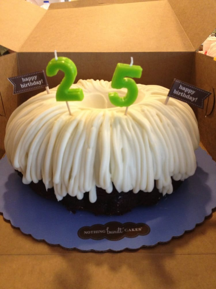 Nothing Bundt Cakes Cost