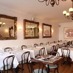 Cafe Strudel, London
