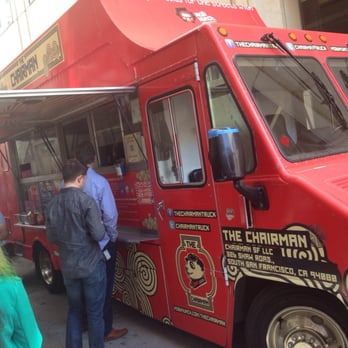 The Chairman Truck 906 Photos Chinese Civic Center San