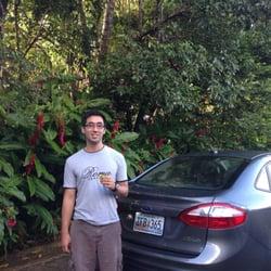 Enterprise Car Rental At San Juan Airport Puerto Rico