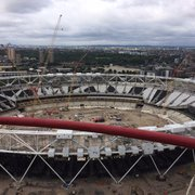 Stadium being revamped for the Football…