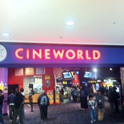 Cineworld, London