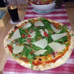 Super Pizza, schneller und sehr…