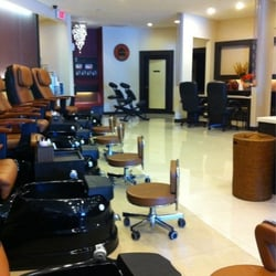 Floris nails spa fairfield ct yelp for Adams salon fairfield ct