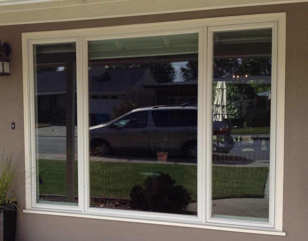 Anderson 400 series casement window installation in san for Casement window reviews