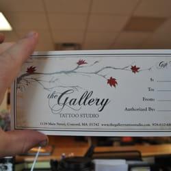 The gallery tattoo studio concord ma newspaper