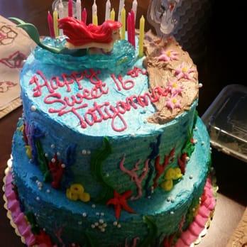 Btw Bakery Birthday Cake