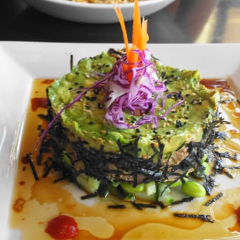 Yard House Spicy Tuna Roll Appetizer Northridge Ca