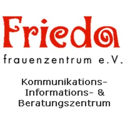 Logo FRIEDA-Frauenzentrum. e. V. in Berlin