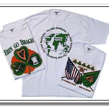 Celtic shirts screen printing t shirt printing 2537 for T shirt printing richmond va